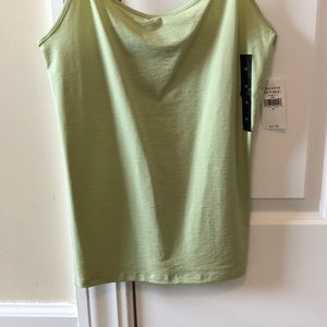 Tank top with adjustable spaghetti straps